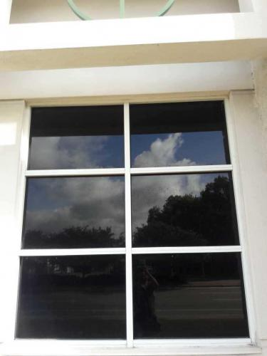 window tinting how much